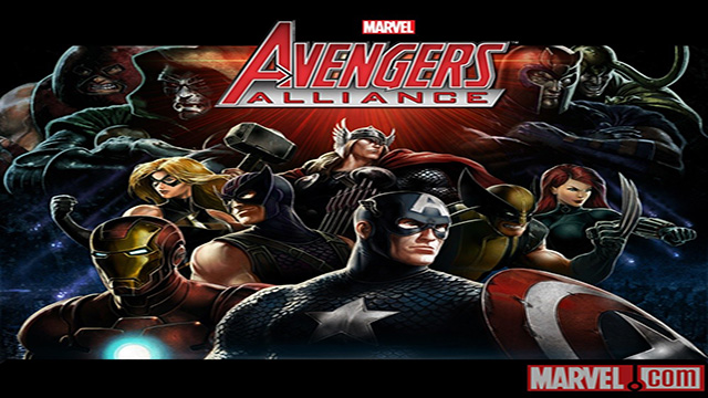 Marvel: Avengers Alliance to hit Facebook Q1 2012