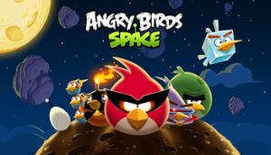Make Room for Angry Birds Space