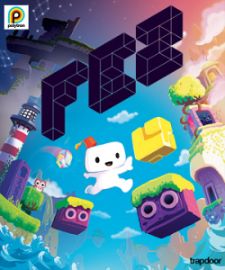 Fez to appear on PSN, Steam and Ouya