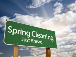 Spring Cleaning – The Morning Yawn is the GTD Show!