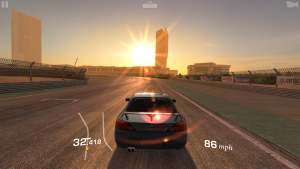 picture of a Solaris in Real Racing 3