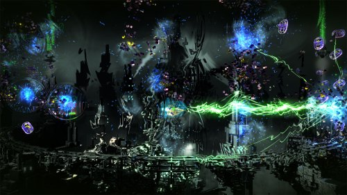 Resogun Review: Blasts of Fun