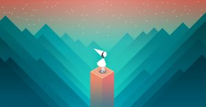 Ida from Monument Valley Game