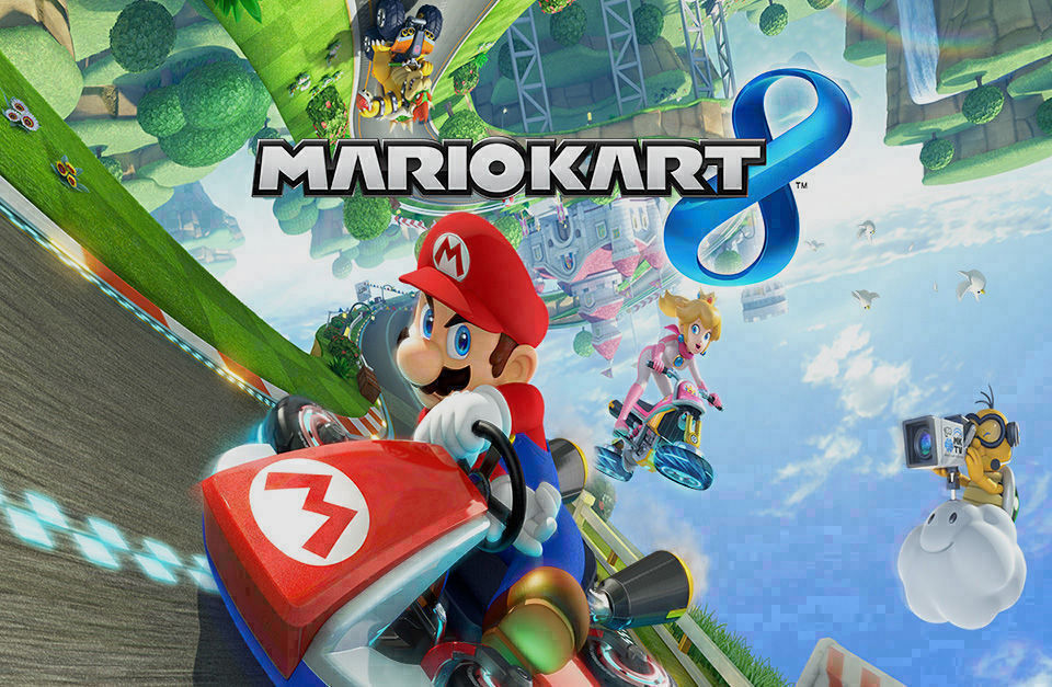 Mario Kart 8 Review: Eight is Great