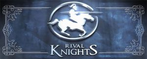 Rival Knights game logo
