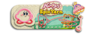 Kirby's Epic Yarn montage