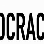 Democracy 3 logo from Positech Games